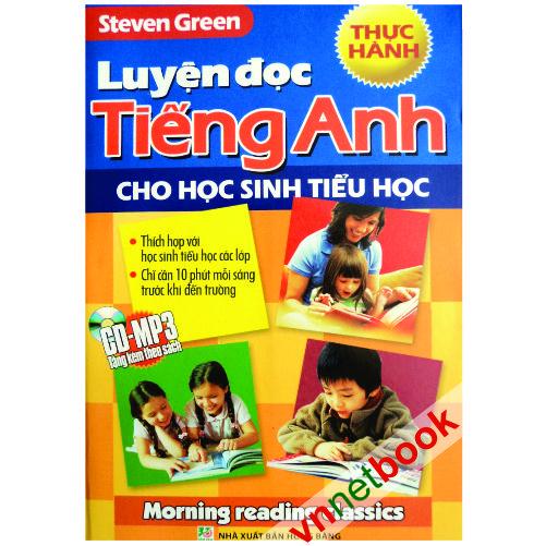 Sài Gòn Vina, Luyện đọc tiếng Anh cho học sinh tiểu học