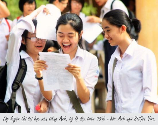 luyen thi dai hoc mon tieng anh 2015