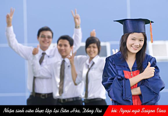 Sinh viên thực tập ở Đồng Nai
