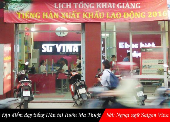 hoc tieng han o dau tai buon ma thuot