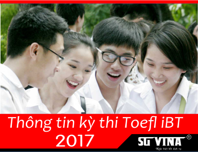 thong tin ky thi toefl ibt 2015