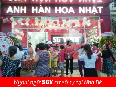 he thong ngoai ngu SGV (Sài Gòn Vina)