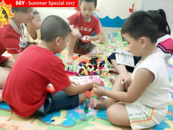 khoa hoc he ban tru summer special 2017