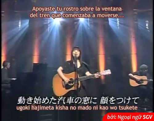 Lời bài hát kaze no kioku (ký ức của gió) - Anri Kumaki