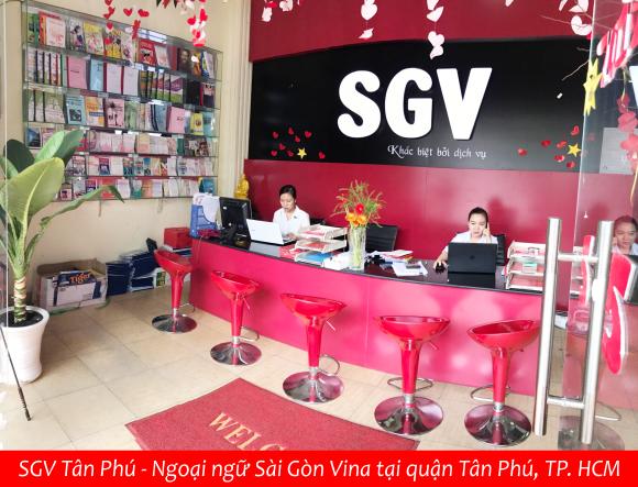 SGV quận Tân Phú