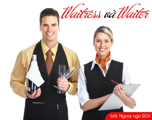 waiter va waitress
