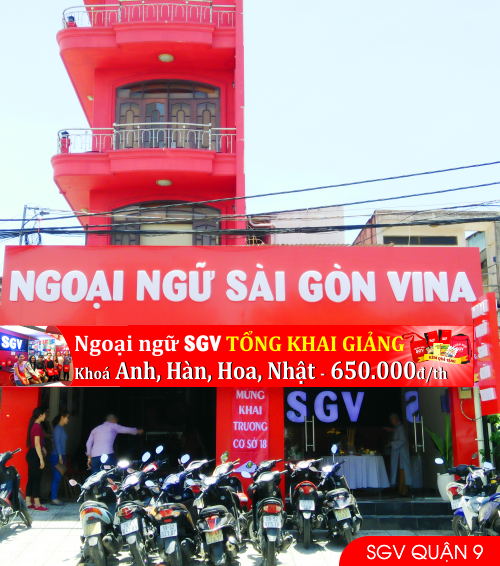 SGV QUẬN 9