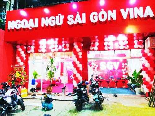 Sài Gòn Vina, trung tam saigon vina phu nhuan