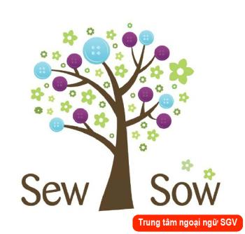 Cách dùng Sow và Sew