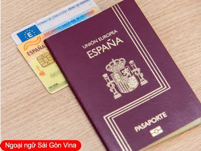 SGV, Thủ tục làm visa đi Tây Ban Nha