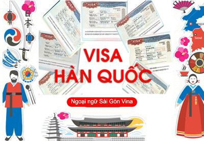 Hồ sơ xin VISA du học Hàn Quốc tự túc