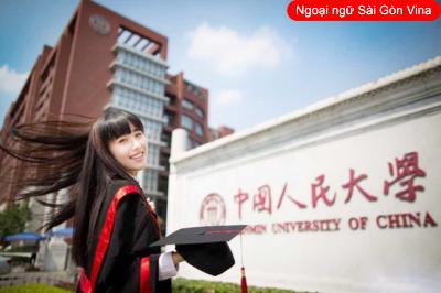 Quy trình du học Trung Quốc