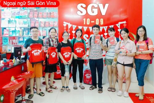 SGV, hoc tieng trung o dau tot tai tp ha noi