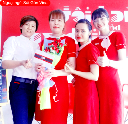 SGV, hoc tieng anh re o thu duc