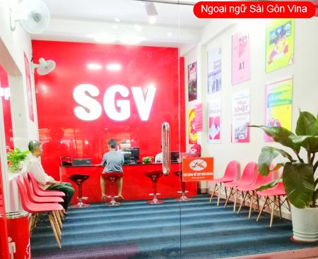 SGV, trung tâm tiếng hàn thủ đức