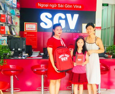 SGV, trung tâm tiếng nhật tại quận 1 hcm