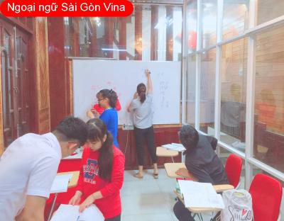 Sài Gòn Vina, Gia sư tiếng Nhật Sài Gòn Vina quận Thủ Đức
