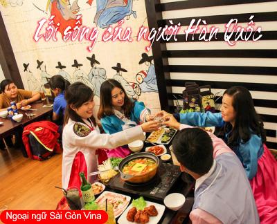 Lối sống của người Hàn Quốc