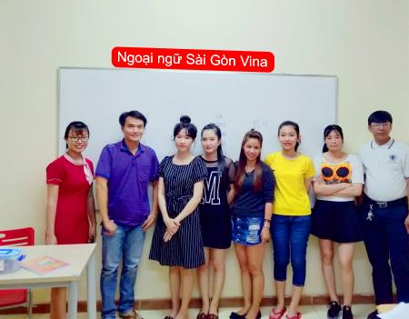 Sài Gòn Vina, Gia sư chứng chỉ HSK ở Thủ Đức