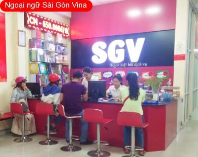 Trung tâm tiếng Thái SaiGon Vina