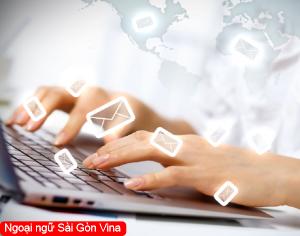 Cách viết Email trong tiếng Hàn thông dụng