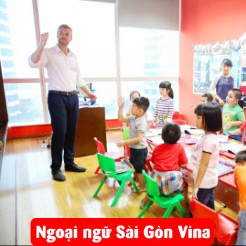 Trung tâm dạy tiếng Anh, Hàn,  Hoa, Nhật cho trẻ em tại Đồng Nai