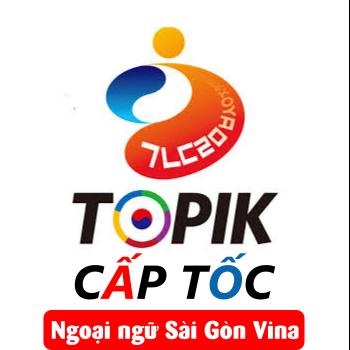 Khóa luyện thi TOPIK cấp tốc trình độ sơ cấp 1