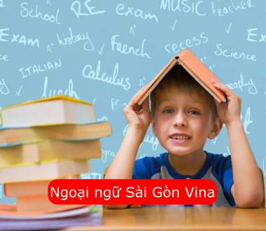 SGV, Hè này cho con học tiếng anh ở đâu