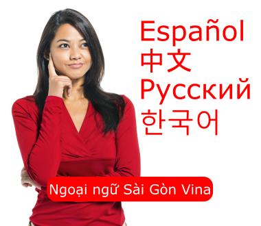 SGV, Ngoài tiếng Anh, nên chọn ngoại ngữ nào ?