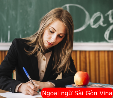 Giáo viên nước ngoài Sài Gòn Vina