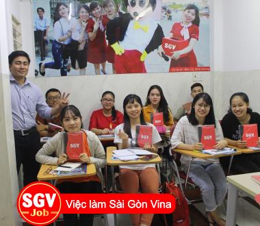 SGV, Nhận thực tập ngành ngôn ngữ Hàn Quốc tại Tân Phú
