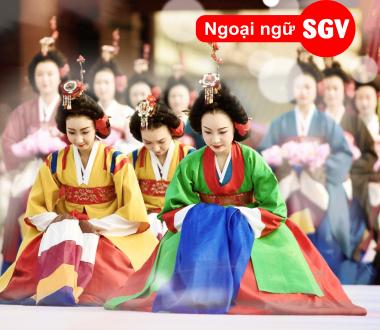 Những câu nói kính ngữ trong giao tiếp tiếng Hàn