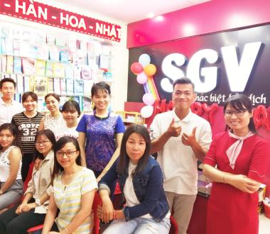Cung cấp giáo viên dạy Anh, Hàn, Hoa, Nhật cho công ty quận 12