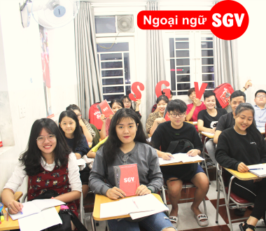 SGV, Luyện thi TOEIC cấp tốc