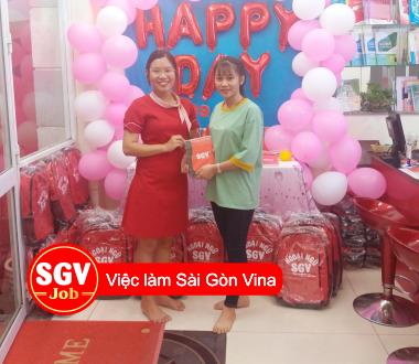 SGV, Tuyển gấp sinh viên làm ca tối tại Nguyễn Kiệm, Phú Nhuận