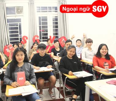 Trung tâm luyện thi TOEIC Sài Gòn Vina