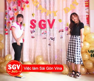 SGV, Nhận thực tập chuyên ngành Sư phạm tiếng Anh tại Quận 4