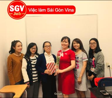 SGV, Cần thực tập sinh tại Tp. Biên Hòa