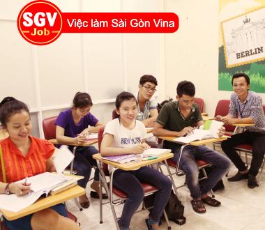 SGV, SGV Đà Nẵng nhận sinh viên ngành Ngôn ngữ Anh thực tập