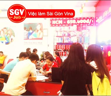 Tuyển giáo viên dạy Tiếng Anh lương cao tại Hồ Chí Minh