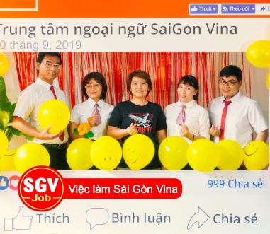 SGV, Cần gấp nhân viên DVKH tại quận Phú Nhuận