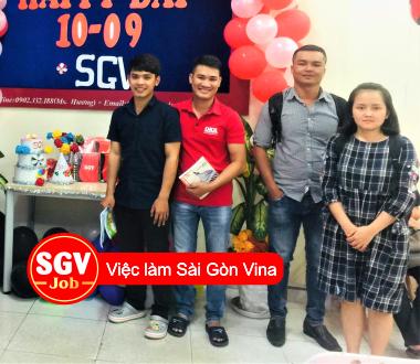 SGV, Nhận thực tập sinh tại đường Truông tre cũ