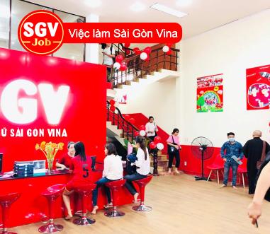SGV, Cần tuyển lao công tại SGV Thủ Dầu Một, Bình Dương