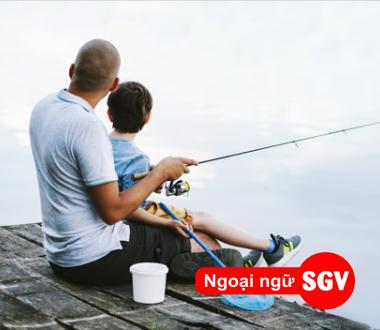 SGV, Đi câu cá