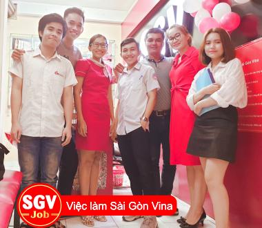 SGV, Nhận sinh viên ngành Marketing thực tập tại Bến Cát