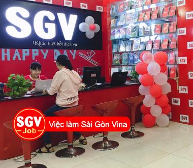 SGV, Tuyển lao công tại xã Tân Xuân, Hóc Môn