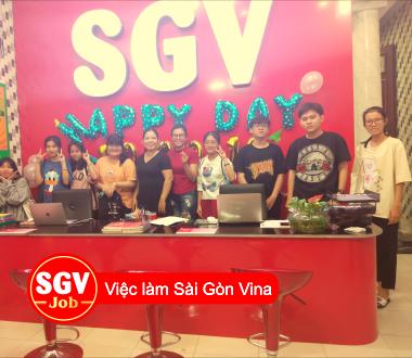 SGV, Dĩ An, Bình Dương nhận sinh viên thực tập nhiều chuyên ngành