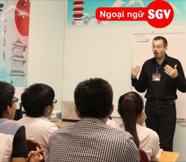 Giáo viên người Đức dạy kèm ở Đà Nẵng