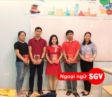SGV, tiếng đức du học tại Đà Nẵng
