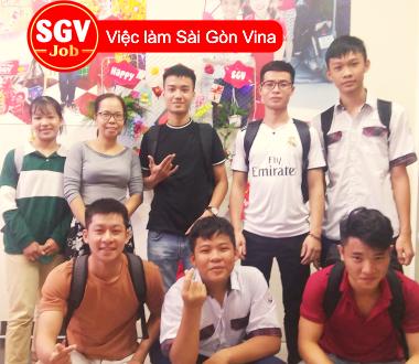 SGV, Nhận thực tập sinh tiếng Anh, Hàn, Hoa, Nhật tại Tx. Bến Cát, Bình Dương